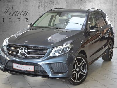second-hand Mercedes GLE350 Amg-Line