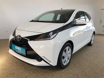 brugt Toyota Aygo 1,0 VVT-I X 69HK 5d 1,0