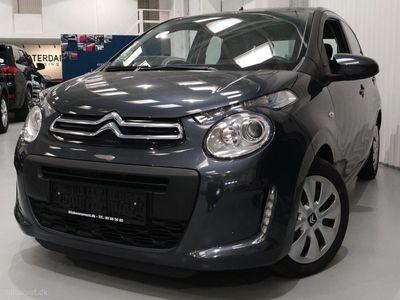 gebraucht Citroën C1 1,2 PureTech Sport 82HK 5d