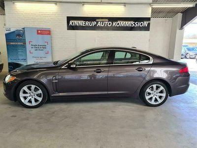 brugt Jaguar XF 4,2 V8 Premium Luxery 298HK 6g Aut.