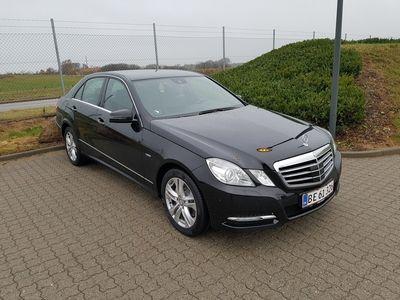 brugt Mercedes E350 CDI BlueEFFICIENCY Sedan 7G-TRONIC PLUS