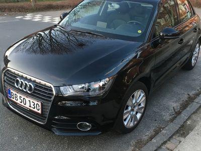 brugt Audi A1 Sportback 1.2 TFSI 86 HK 5-DØRS