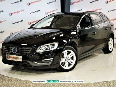 brugt Volvo V60 2,4 D6 288 Momentum aut. AWD