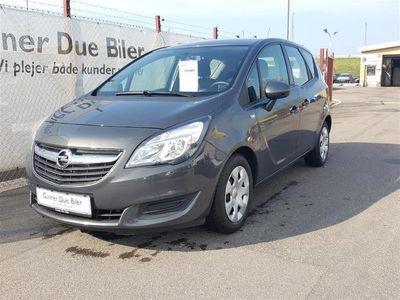 gebraucht Opel Meriva 1,4 Twinport Enjoy Start/Stop 100HK