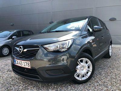 käytetty Opel Crossland X 1,2 Enjoy
