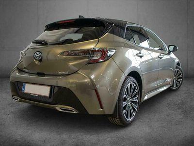 brugt Toyota Corolla 2,0 Hybrid H3 Premium E-CVT 184HK 5d 6g Aut. A++