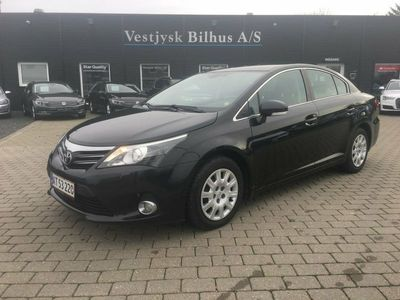brugt Toyota Avensis 2,0 D-4D T2 Touch