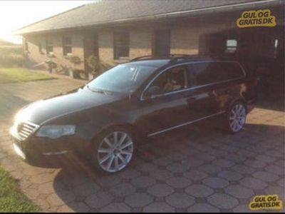 brugt VW Passat 2.0 170hk sælges/byttes