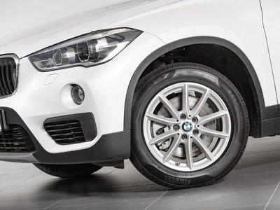 brugt BMW X1 2,0 xDrive20d