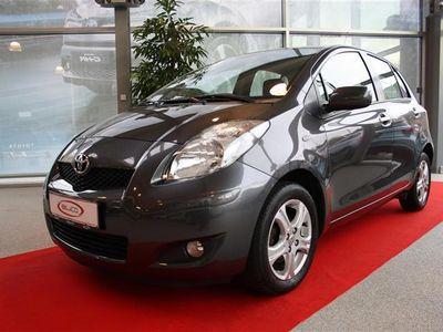 brugt Toyota Yaris 1,3 Man.6, 5-dørs 100HK 5d