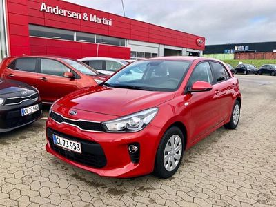 brugt Kia Rio 1,0 T-GDI Collection 1+2 100HK 5d