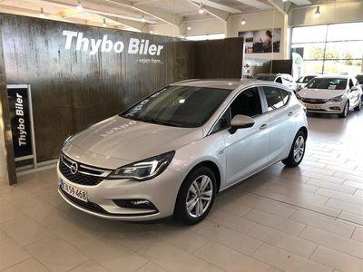 brugt Opel Astra 1,0 Turbo ECOTEC Impress 105HK 5d