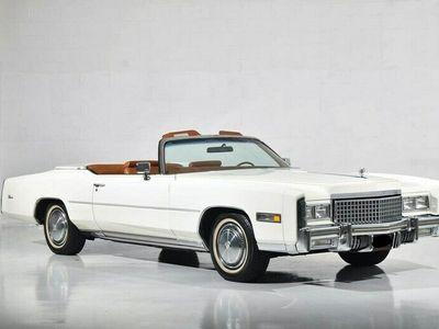 brugt Cadillac Eldorado Convertible