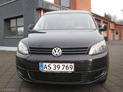 brugt VW Caddy 1,6 TDI Trendline 75HK