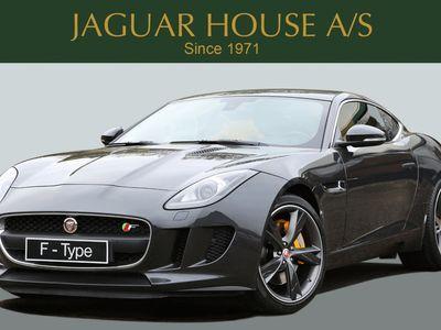 brugt Jaguar F-Type 30-s-c