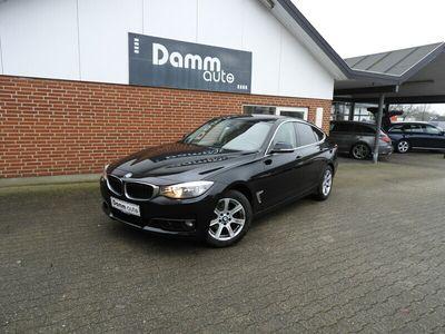 brugt BMW 320 Gran Turismo 2,0 d Steptronic 190HK aut 5d