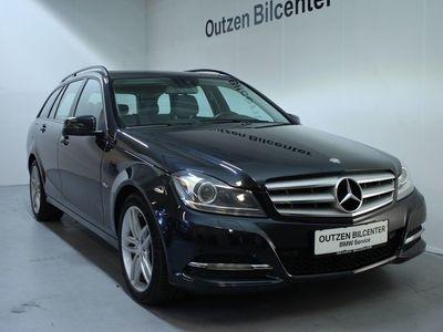 brugt Mercedes C250 2,2 CDi Avantgarde stc aut 4-M BE