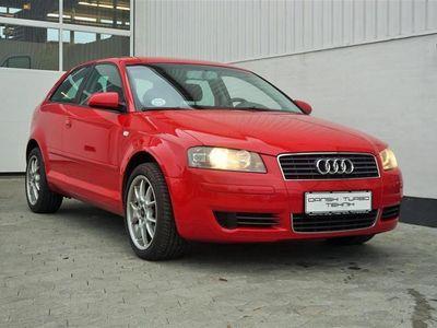 brugt Audi A3 1,9 TDI Ambiente 105HK 3d