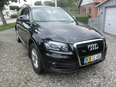 brugt Audi Q5 3,0 TDI QUATTRO AUT.