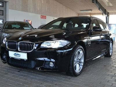 brugt BMW 520 d 2,0 Touring M-Sport xDrive aut. 5d - Strand Biler
