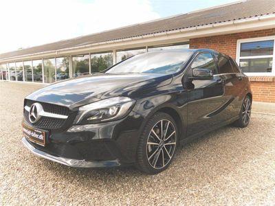 brugt Mercedes A220 2,1 CDI 7G-DCT 177HK 5d 7g Aut.