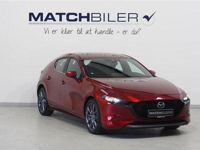 used Mazda 3 2,0 Skyactiv-G Sky 122HK 5d 6g
