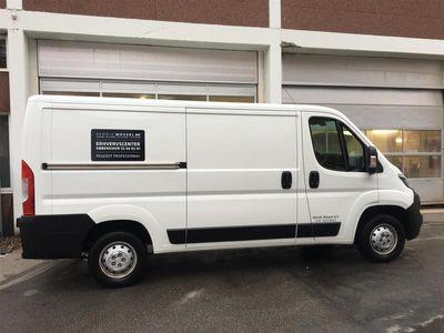 brugt Peugeot Boxer 330 L2H1 2,0 BlueHDi Premium 130HK Van 6g C