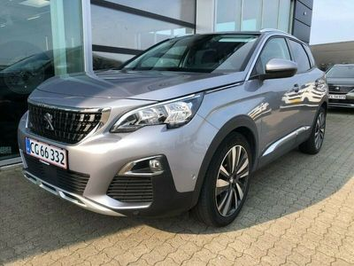 brugt Peugeot 3008 1,5 BlueHDi 130 Allure