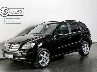 used Mercedes ML320 3,0 CDi aut. 4-M