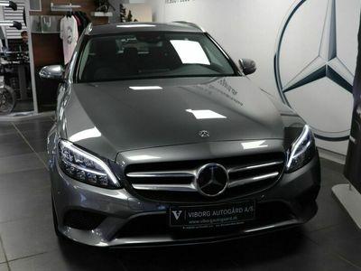 brugt Mercedes C220 d Advantage stc. aut.