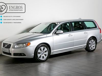brugt Volvo V70 2,4 D5 Momentum aut.