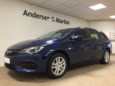 brugt Opel Astra Sports Tourer 1,5 Turbo Euro Limited 122HK Stc 6g