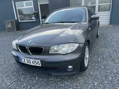 brugt BMW 118 d 2,0 D 122HK 5d 6g