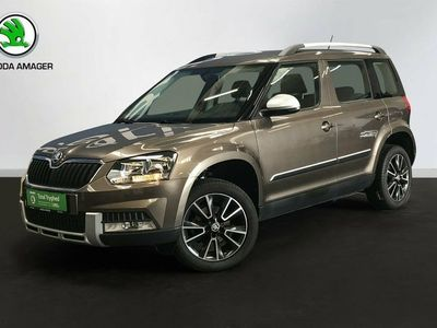 usado Skoda Yeti Outdoor 1,2 TSi 110 Ambition