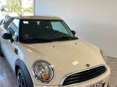 brugt Mini One Clubman 1,6 D 90