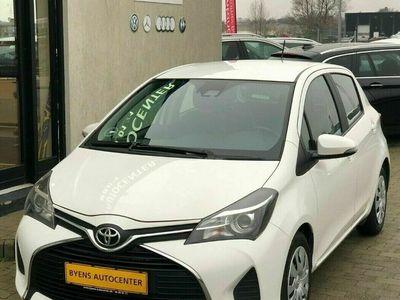 brugt Toyota Yaris 1,4 D-4D T1 Van