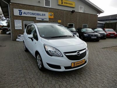 brugt Opel Meriva 1,6 CDTi 110 Enjoy Activan