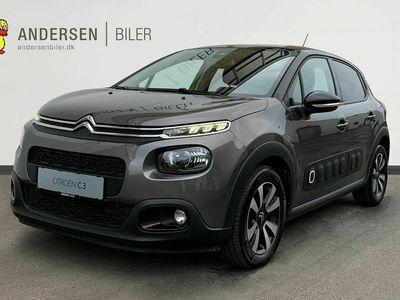 brugt Citroën C3 1,5 Blue HDi Triumph start/stop 100HK 5d
