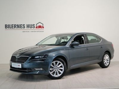 second-hand Skoda Superb 1,6 TDi 120 Style DSG