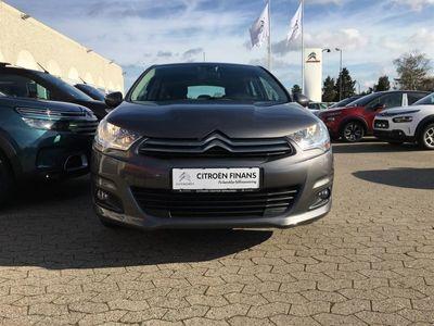 gebraucht Citroën C4 1,2 PureTech Live 110HK 5d