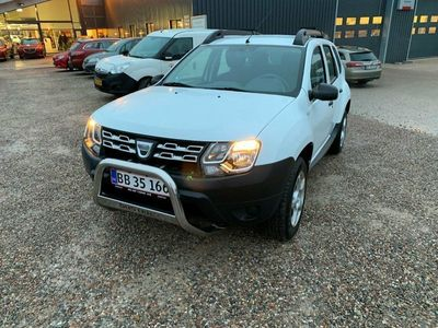 brugt Dacia Duster 1,5 dCi 90 Family Edition