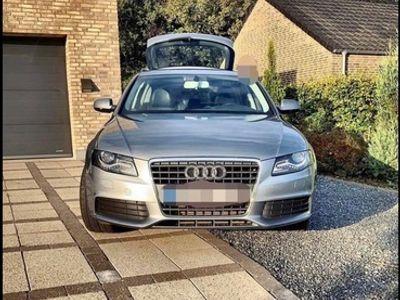 brugt Audi A4 2.0 TDI 143 HK AVANT