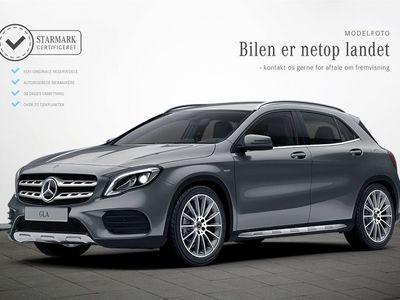 brugt Mercedes GLA200 1,6 Final Edition aut.