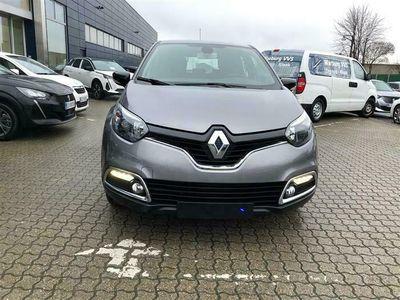 brugt Renault Captur 1,2 TCE Expression 120HK 5d 6g