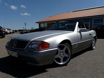 brugt Mercedes SL500 5,0 Cabriolet aut.