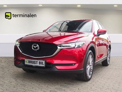 brugt Mazda CX-5 2,0 Sky-G 165 Optimum