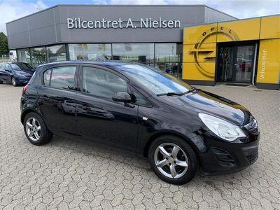 brugt Opel Corsa 1,0 Twinport Enjoy Edition 65HK 5d