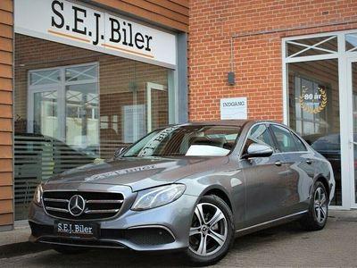 brugt Mercedes E220 2,0 Avantgarde 194HK aut 4d