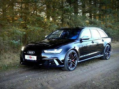brugt Audi RS6 TFSi Avant quattro Tiptr. Van