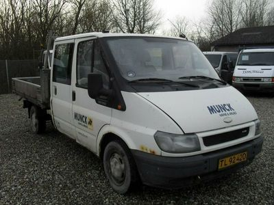 used Ford Transit 300M Db.Cab 2,0 TDCi 125